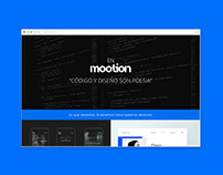 mootion.co WebPage
