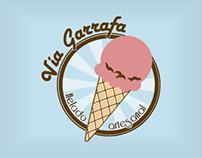Vía Garrafa - Rebranding