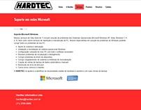 Hardtec Consultoria em TI - Site