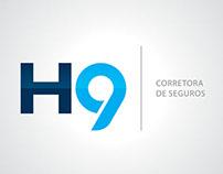 Identidade Visual H9 Corretora de Seguros