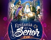 Afiche Epifanía del Señor 2017