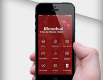 Aplicativo Movelsul 2014 (iOS e Android)