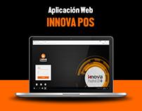 Diseño de interfaz para la aplicación Innova POS