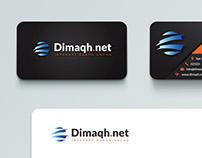 Imagen corporativa para empresa de servicio de internet