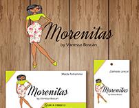 Presentación de Imagen para la marca Morenitas