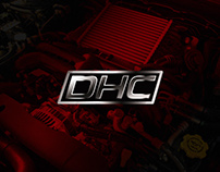 DHC - Logo, Stationery and Web Site