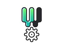 Logo for a Desktop app to generate websites