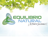 Equilibrio Natural Salud | Diseño de Imagen