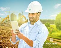 Anúncio Evolvere engenharia
