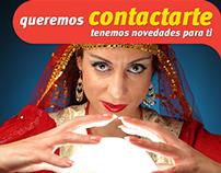 queremos contactarte
