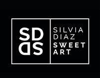 SD SWEET ART - Diseño de Identidad - Redes