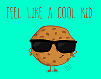 Feel like a cookie