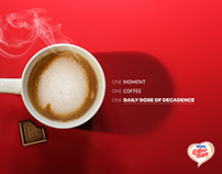 Coffe Mate - Daily dose of Decadence