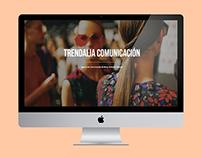 Trendalia Web Design