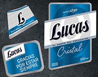 Etiqueta Quilmes Personalizada