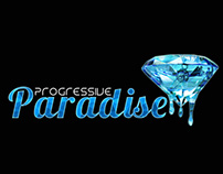 Evento Progressive Paradise (comunicação visual)