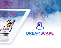 Website ~ Dreamscape ~ Web design