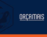 Logomarca Orçamais