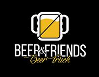 Logo Beer & Friends