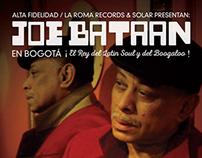Joe Bataan en Bogotá