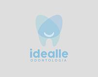 Logotipo - Idealle Odontologia