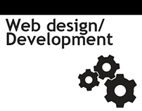 web  design+development