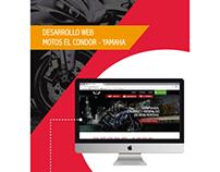 Desarrollo Web - Motos el Condor