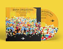 Bahia Orquestral - CD/DVD