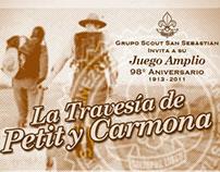 La Travesía de Petit y Carmona