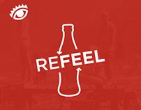 Coca-Cola Refeel - Jóvenes Talentos #ElOjo2016