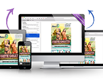 E-mail Marketing Loja de Biquinis