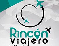 Desarrollo de Imagen Corporativa para Rincón Viajero