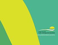 Manual de identidad visual Municipalidad Los Conquist.