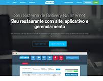 Redesign Site Delivoro