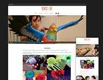 DCyE Studio - Web Design
