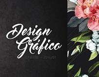 Convite Formatura - Design Gráfico