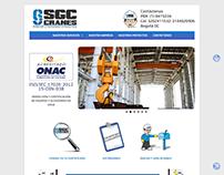 SGC Cranes - Inspección y certificación puentes grúa