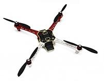 Diseño de un autopiloto para Quadcopter