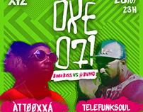 Oxe 071: ATTOOXXÁ e Telefunksoul.