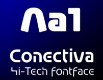 Conectiva Typeface