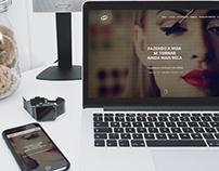 Filial Distribuidora - Website