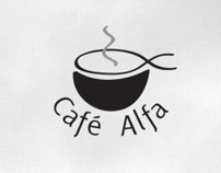 Identidad Café Alfa