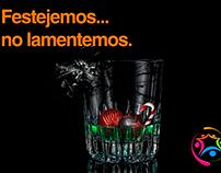 Fiestas sin alcohol