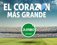 Jumbo - El Corazon más Grande