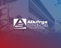 ADUFRGS - Novo Posicionamento Digital