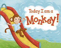 Today i am a Monkey
