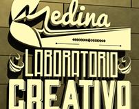 Medina Lettering