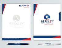 Brand Identity - Web Design / Berkley Language Academy