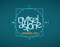DEMOREEL 2016 NYTSEL ASTONE