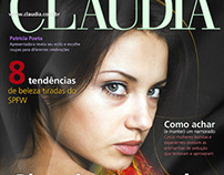 "Claudia Magazine ""Panamericana of Arts School"""